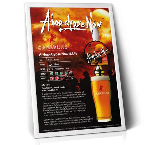 A Hop Alypse Now Poster2