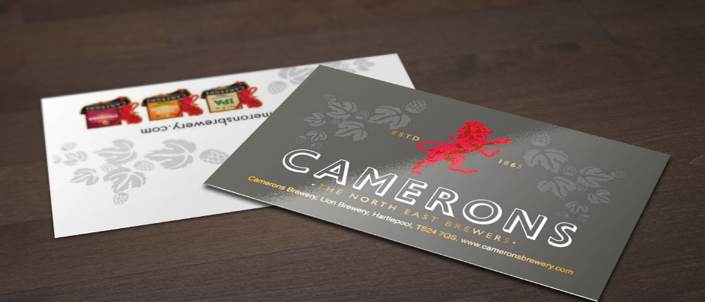 business card product